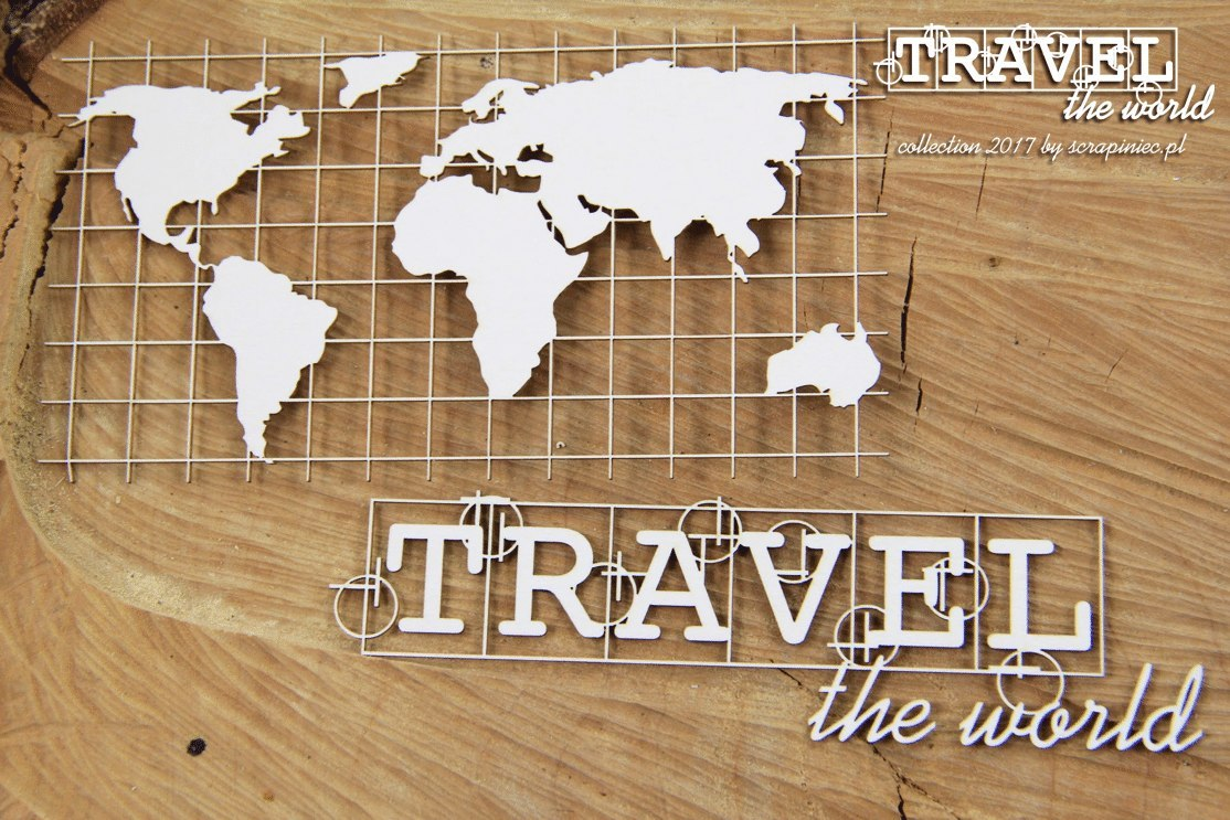 Travel the world - Globe Eng