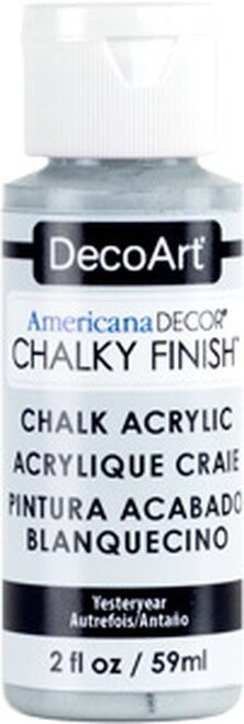 Americana Decor Chalky Finish — Yesteryear