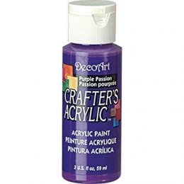 Crafter`s Acrylic purple passion 59 ml