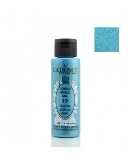 DIAMOND METALIC PAINT 70ml light blue