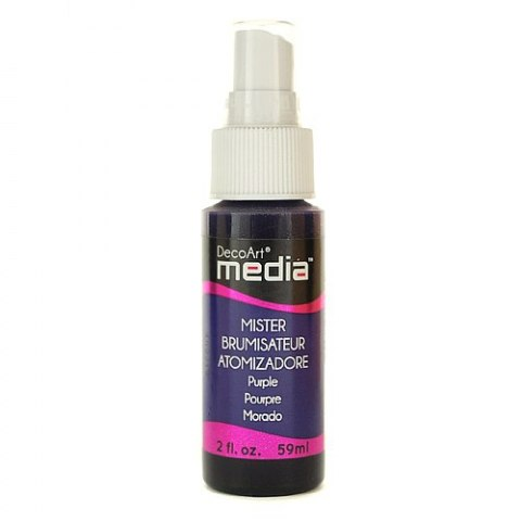 Purple DecoArt Media Mister 59ml