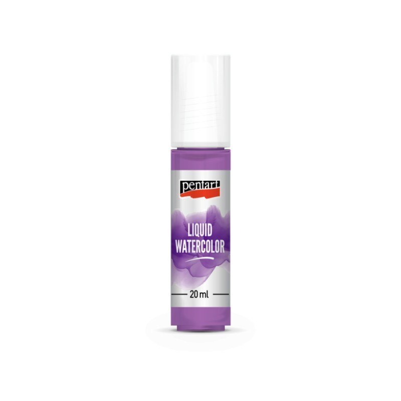PENTART - LIQUID WATERCOLOR 30ml VIOLET