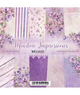 Meadow Impressions 6x6 paper set