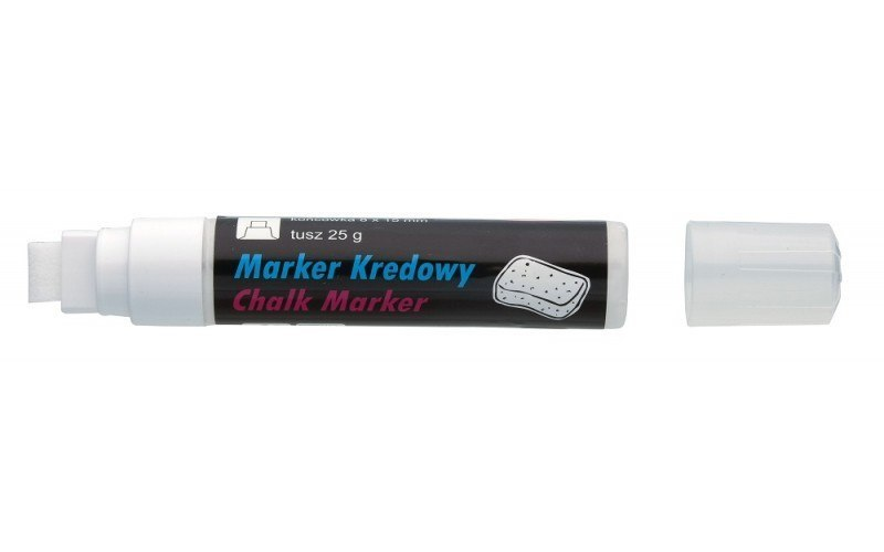 Chalk marker - 8x15 mm