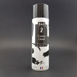 Odif 2 Gesso Spray black - 500ml