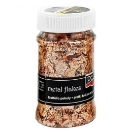 Metal flakes - copper - Pentart - 100ml