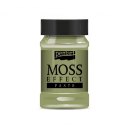 PENTART-moss effect paste light green 100ml