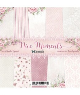 Nice Moments - 6x6 paper set