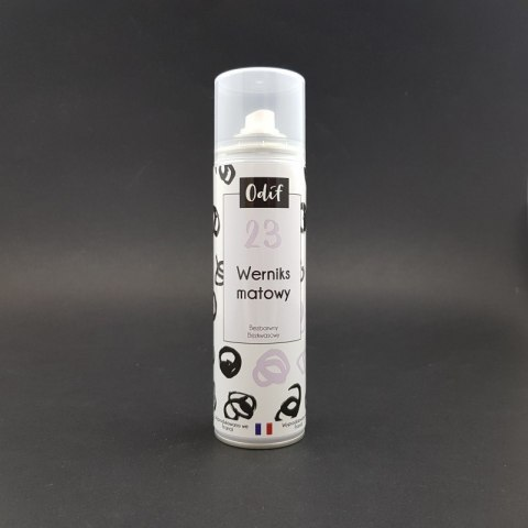 ODIF 23 MAT VARNISH SPRAY 250ml