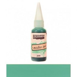 PENTART MEDIA INK 20 ml JADE