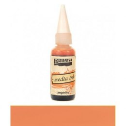 PENTART MEDIA INK 20 ml TANGERINE
