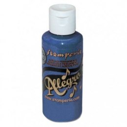Stamperia - Allegro Acrylic Paint 59ml -blu avio
