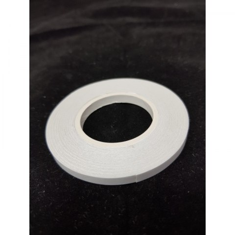 Double-sided adhesive tape, 9mm