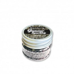 Stamperia - Sparkles Glamour -Silver