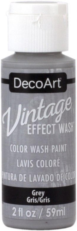 Vintage Effect Wash Grey 59 ml