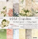 WILD GARDEN - a set of papers 30,5x30,5cm