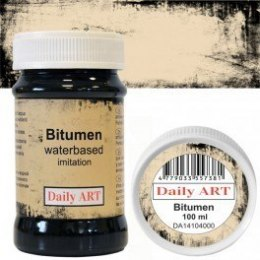 Bitum - waterbased imitation, 100 ml