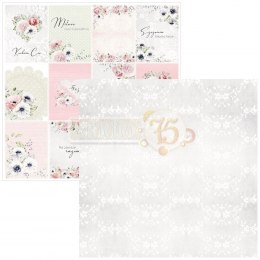Scrapbooking paper - Studio75 - Lovely day 03