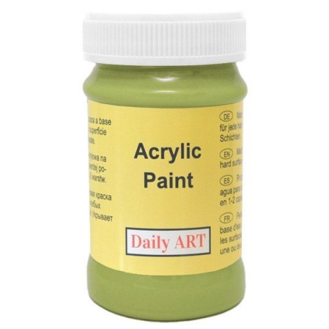 Acrylic Paint, citrus, 100 ml