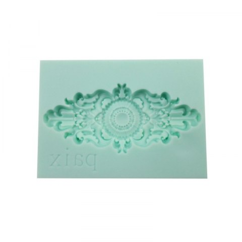 Silicone moulds ornament border Prima