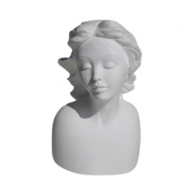 Plaster head - bust Marjani Powertex