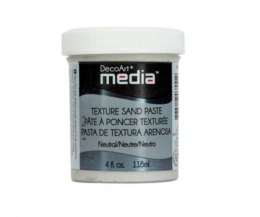 TEXTURE SAND PASTE - DECO ART -118 ML