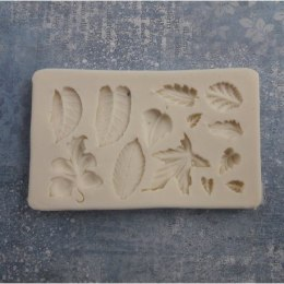 Silicone mould - Leaves - Pentart