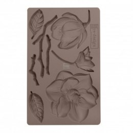 PRIMA REDESIGN SILIKON MOULD 20x13 WINTER BLOOMS