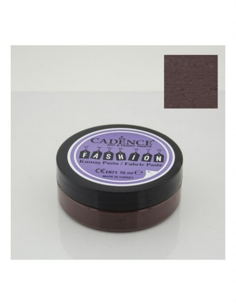 Brown fabric paste CADENCE FASHION, 50ml