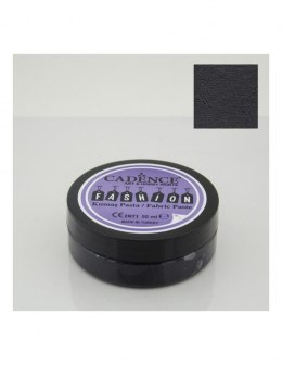 Black fabric paste CADENCE FASHION, 50ml