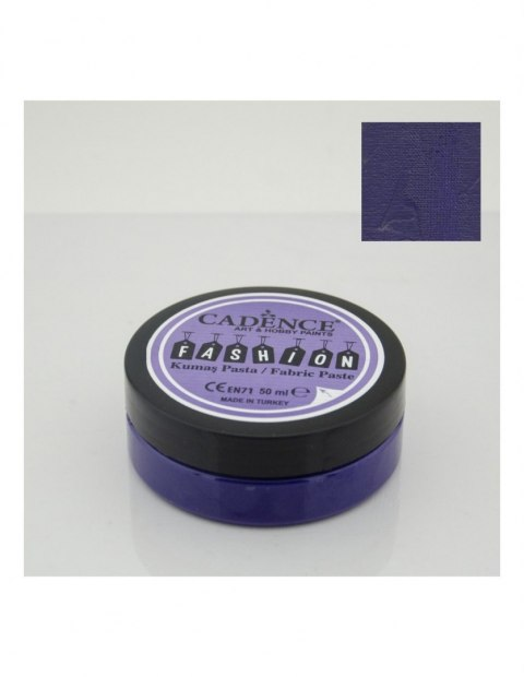 Ultra violet fabric paste CADENCE FASHION, 50ml