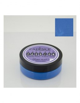 Royal blue fabric paste CADENCE FASHION, 50ml