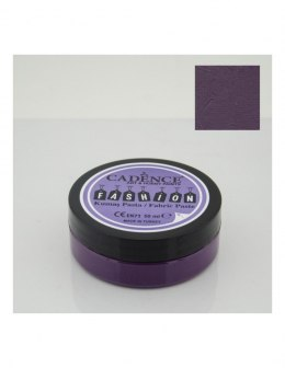 Aubergine Fabric Paste CADENCE FASHION, 50ml