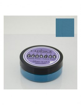 Turquoise fabric paste CADENCE FASHION, 50ml
