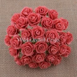 Mullberry roses - coral