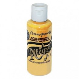 Stamperia - Allegro Acrylic Paint 59ml - pastel yellow