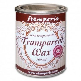 STAMPERIA WOSK TRANSPARENTNY, 100 ml