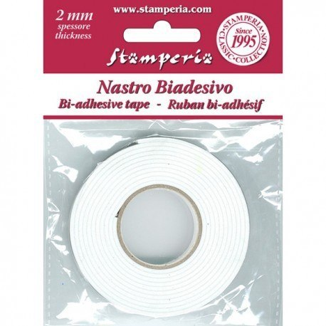 Double-sided adhesive tape, 0,8cm x 2,3m