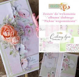 Lovely moments KIT+video tutorial in Polish